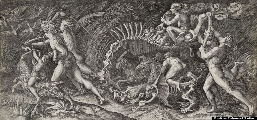 Le streghe nelle storia dell'arte. Una mostra in Scozia ne racconta il fascino senza tempo