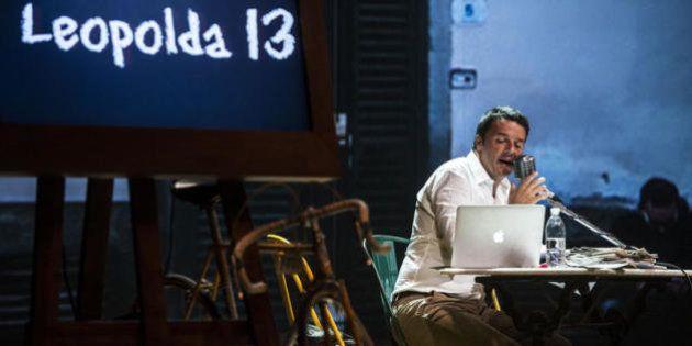 Alla Leopolda Matteo Renzi spegne il fuoco del voto anticipato, ma se Silvio Berlusconi rialza la testa...