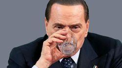 Berlusconi plumbeo sul Unipol- Bnl (FOTO,