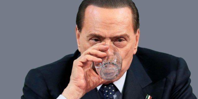 Silvio Berlusconi su Unipol è nero: motivazioni ridicole, la tregua non regge (FOTO,