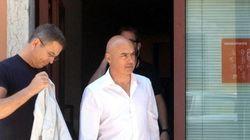 Luca Zingaretti a Trento per le riprese di