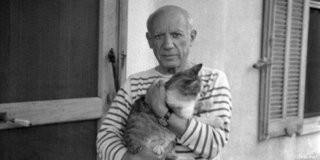 Da Salvador Dalì a Pablo Picasso: la passione dei più grandi artisti per i propri gatti