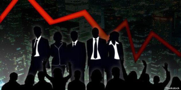 Crisi Standard & Poor's: da banche tagliati 44 miliardi a imprese nel