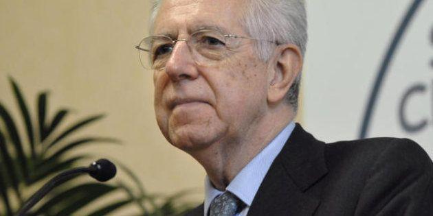 Scelta civica per Mario Monti: Andrea Romano Linda Lanzillotta Lorenzo Dellai e Renato Balduzzi sono...