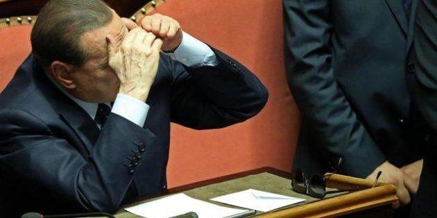 Silvio Berlusconi, l'ora della paura: