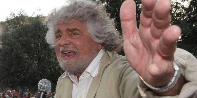 Beppe Grillo sulla manifestazione del 14 novembre 2012: