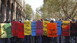 In piazza la nuova generazione: gli studenti medi, anti-Monti, alieni alle primarie e pure a