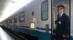 L'Intercity Siena Roma dovrebbe salvarsi, tratta Trieste Roma a