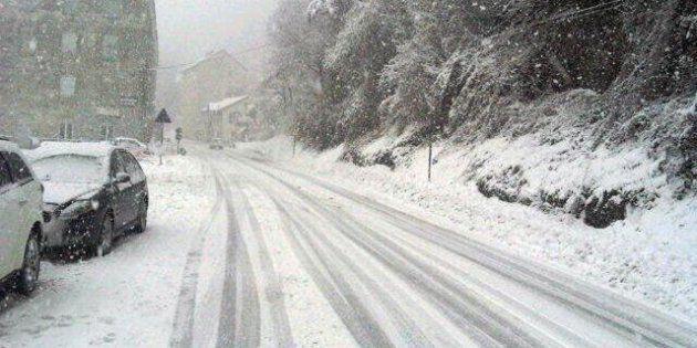 Meteo: maltempo al nord con possibili nevicate. Temperature sotto la media