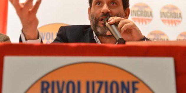 Elezioni 2013: Antonio Ingroia contro i sondaggi: