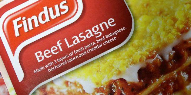 Findus: carne di cavallo nelle lasagne. Controlli a tappeto in Inghilterra
