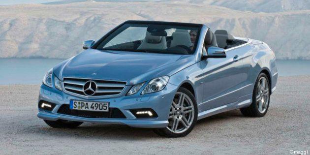 Nuove Mercedes Classe E Coupè e