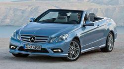 Nuove Mercedes Classe E, Coupè e