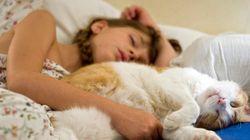 Dormire con la musica (ma a basso volume) aumenta la
