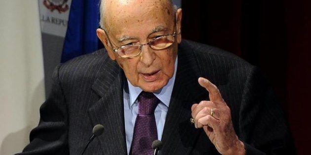 Elezioni, Giorgio Napolitano riafferma il suo ruolo: