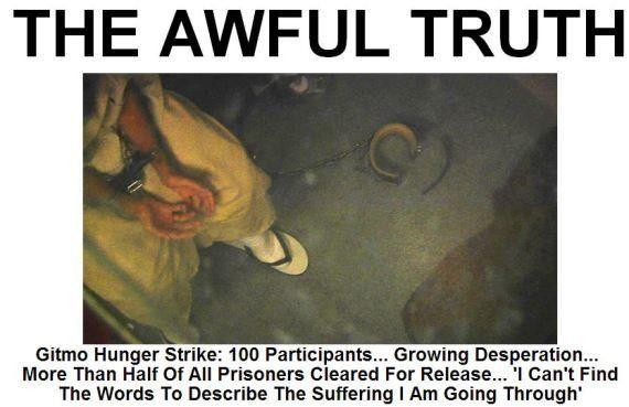 Guantanamo, dentro il carcere dell'orrore. Più di 100 detenuti in sciopero della fame