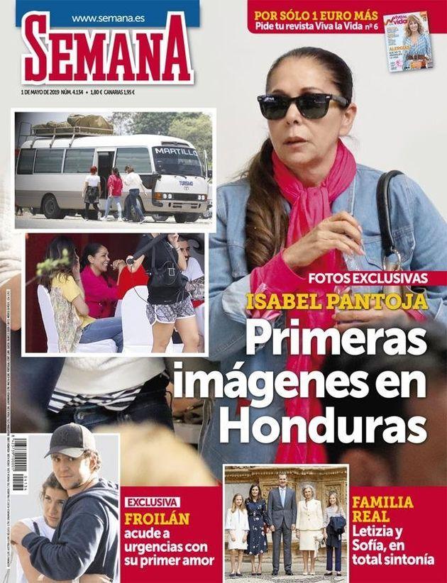 La revelación de Isabel Pantoja en el vídeo de despedida antes de participar en 'Supervivientes 2019'