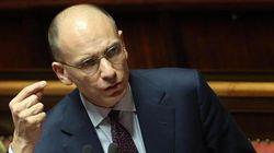Governo: Enrico Letta ospite a Otto e