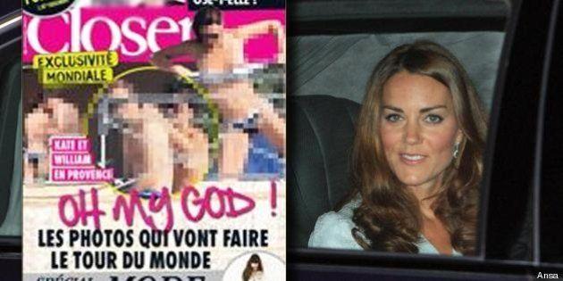 Kate Middleton: Closer perde il ricorso presentato alla Corte di Versailles