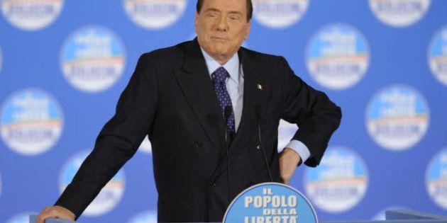 Dopo 7 anni Silvio Berlusconi è di nuovo ospite di Lucia Annunziata nell'ultima puntata di Leader (DIRETTA,