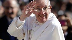 Papa, il giorno dell'inaugurazione. Il racconto in immagini di una giornata