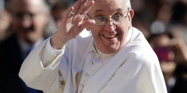 Papa, Il Giorno Dell'inaugurazione. Il Fotoracconto (FOTO