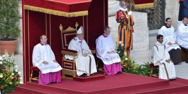 L'omelia di Papa Francesco: