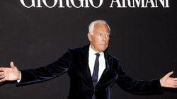 Giorgio Armani: a Roma un evento per la nuova boutique. Da Sophia Loren a Carlo Verdone