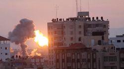 Gaza: raid di Israele durante la visita del premier egiziano
