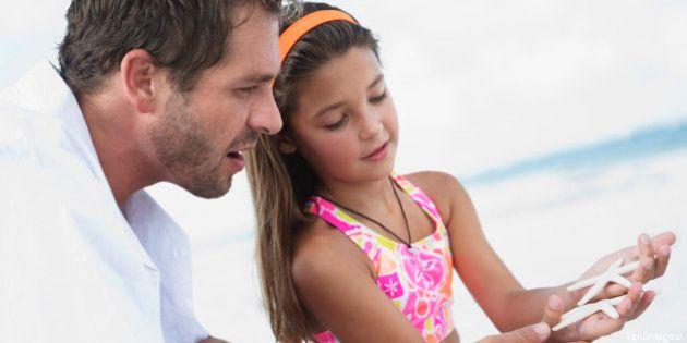 I genitori-elicottero creano adolescenti