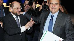 Bersani al convegno con i progressisti europei