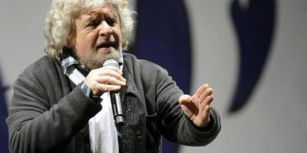 Blog Beppe Grillo, l'appello del comico a Laura Boldrini e Pietro Grasso: