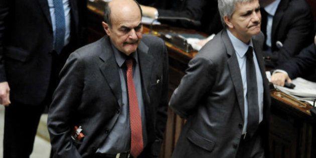 Bersani mette nel conto il passo indietro se serve a fare un governo. Domani si metterà 'a disposizione'...