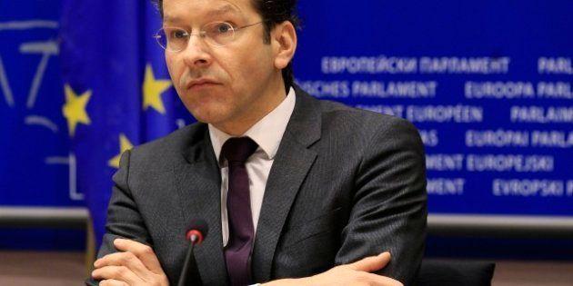 Cipro, il presidente dell'Eurogruppo Jeroen Dijsselbloem: