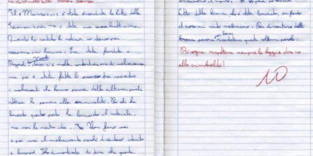 Città della Scienza, Napoli si commuove per il tema di Ciro, 9 anni: