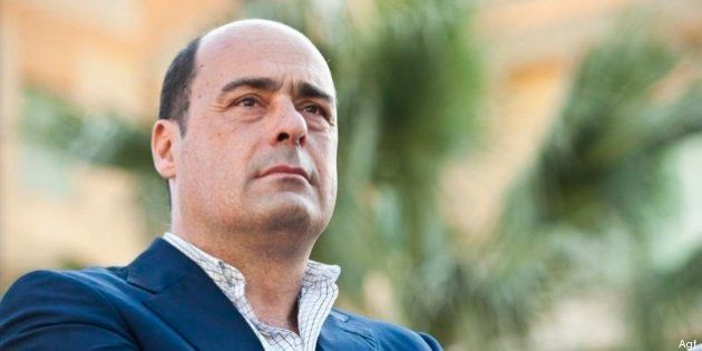 Nicola Zingaretti scossa al Pd: