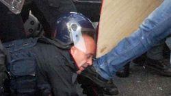 Palermo, scontri tra studenti e la polizia. tre agenti (FOTO,