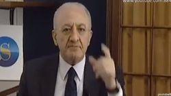 Il viceministro De Luca alla Lombardi: