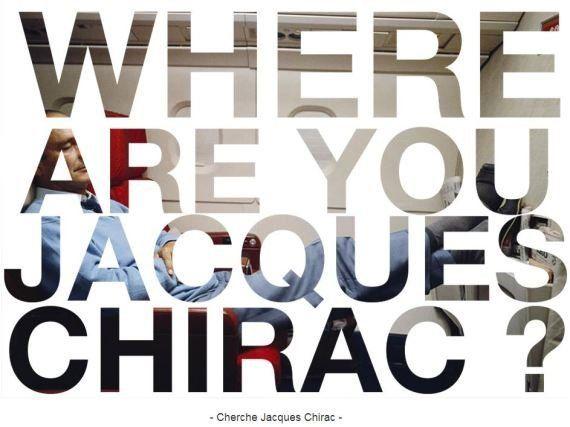 Francia: dov'è Jacques Chirac? Un gioco online per scovare l'ex presidente