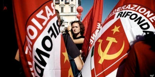 Lavoro: sospesi senza preavviso, i dipendenti di Rifondazione Comunista chiamano i carabinieri