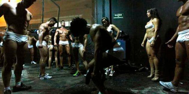 Brasile: muscolo unisex, sfida all'ultimo bicipite: la competizione conquista San Paolo