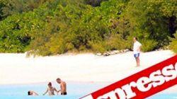 Schifani alle Maldive a