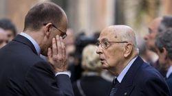 La precisazione di Giorgio Napolitano per blindare Letta e le riforme: