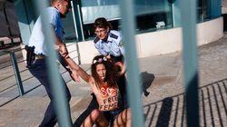 Femen protestano a Berlino