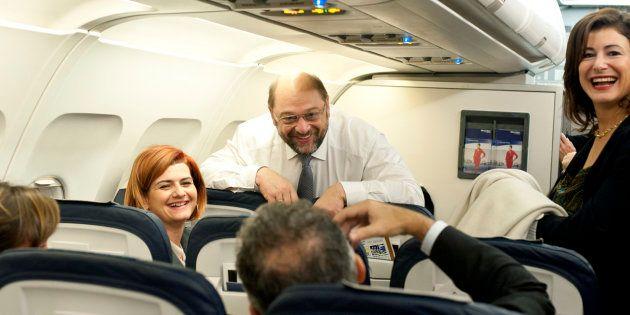 Sei cose che ho imparato con (il Cav.) Martin Schulz a