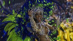 Samba! Dal Brasile a Venezia, tutte le immagini del carnevale 2013