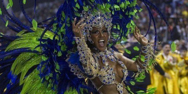 Carnevale 2013: dal Brasile a Venezia passando per la Spagna. Le foto dei festeggiamenti in tutto il...