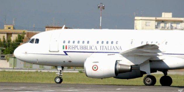 Voli di Stato, spending review sugli aerei blu. Letta:
