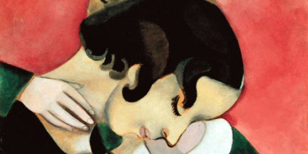 Arte, la prima produzione di Chagall in 90 capolavori al Kunsthaus di Zurigo fino al 12 maggio