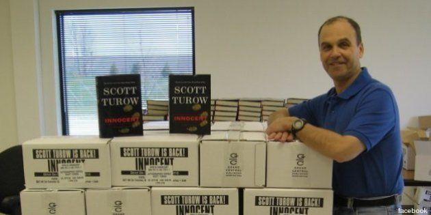 Intervista Scott Turow, lo scrittore sui diritti d'autore: